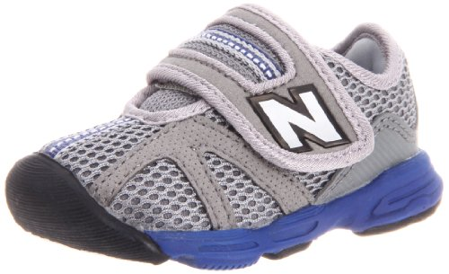 New Balance Kv102 Running Shoe (Infant/Toddler),Grey,3 Xw Us Infant