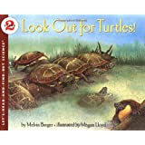 Look Out for Turtles! (Let's-Read-and-Find... Science 2)
