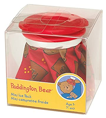 Upper Canada Soap Paddington Bear Child's Mini Ice Pack, Red from Upper Canada Soap