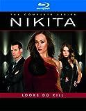 NIKITA / ニキータ <コンプリート・シリーズ>(初回限定生産)13枚組 [Blu-ray]