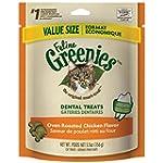 Feline Greenies Dental Treats Oven Ro...