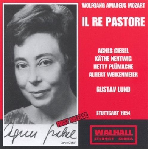 Il Re Pastore - Mozart - CD