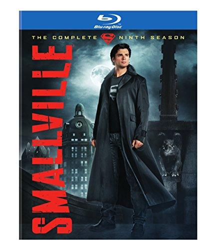 Smallville: Complete Ninth Season [Blu-ray] [Import]