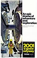 2001 A Space Odyssey Movie Poster 11x17 Heavy Stock Print