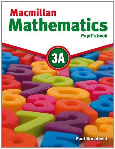 Macmillan Mathematics 3A: Pupil's Book Pack