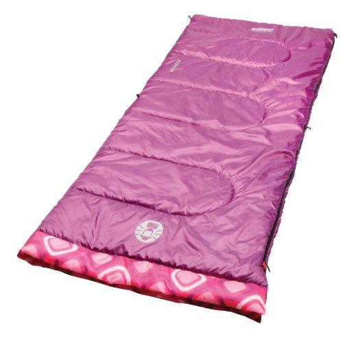 coleman-plum-fun-45-youth-sleeping-bag