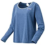 (ヨネックス)YONEX WOMEN ロングスリーブTシャツ 16247 112 ダークブルー M