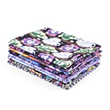 V&A Fabric - Fuchsia Fat Quarter Bundle||RF20F||EVAEX