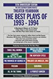 The Best Plays of 1993-1994 (Best Plays Theater Yearbook)