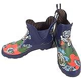 [ポーターポーター]PorterPoter レインブーツ レインシューズ 雨靴 長靴 梅雨 雨具 ブルー 39 (24.5cm)