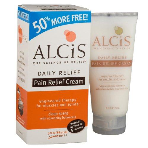 ALCiS® Daily Relief Pain Relief Cream - 3.0 fl oz