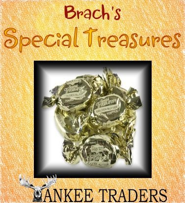 Brach&#8217;s Special Treasures Butter Toffee &#8211; 2 Lbs