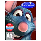 Ratatouille Blu-ray SteelBook (Import)