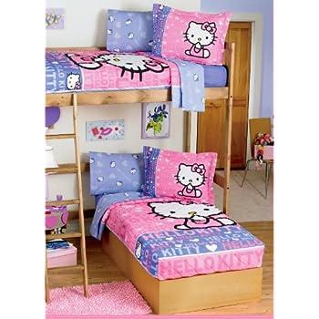 Best Price Sanrio Hello Kitty Bunkbed Bedspread Set Best Buy