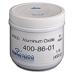 Aluminum Oxide 800 Pre-Polish