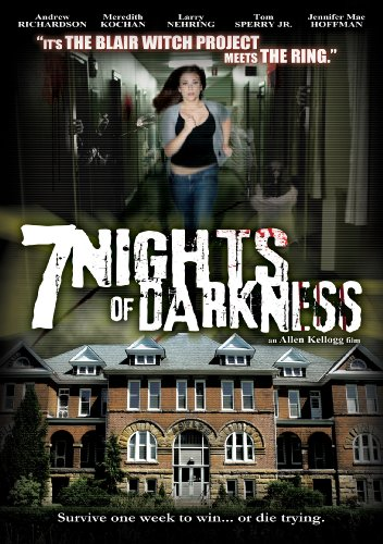 Cover art for  7 Nights of Darkness