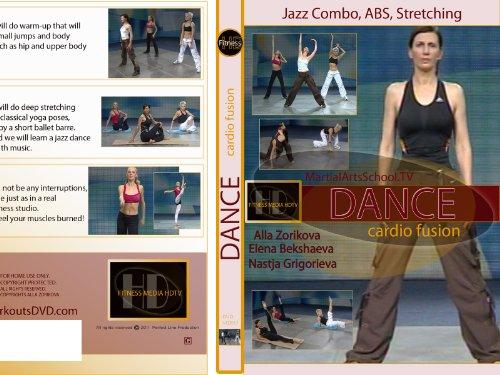 Jazz Dance Fusion DVD