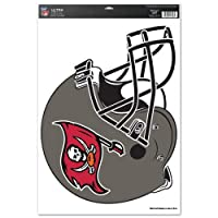 Tampa Bay Buccaneers large helmet Ultra Decals by Wincraft