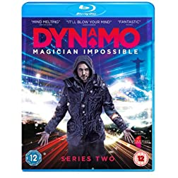 Dynamo Magician Impossible: Series 2 [Blu-ray]