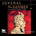 The Satires (       UNABRIDGED) by  Juvenal Narrated by Charlton Griffin