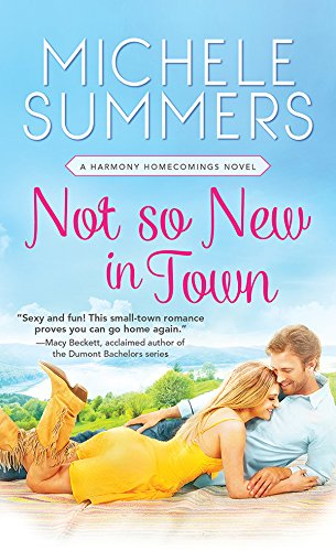 Not So New In Town by Michele Summers ebook deal