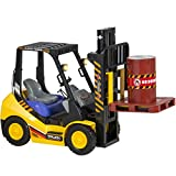 Best Choice Products RC Forklift Truck with Lights & 6 Electric Channel, Multicolor