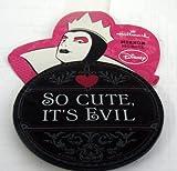 Hallmark Disney Especially Evil DYG9709 Evil Queen Pocket Mirror
