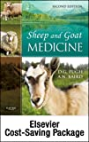 img - for Sheep and Goat Medicine - Text and E-Book Package, 2e book / textbook / text book