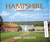 img - for HAMPSHIRE: A PORTRAIT IN COLOUR book / textbook / text book