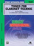 Student Instrumental Course Tunes for Clarinet Technic (0757907156) by Lowry