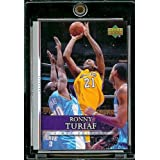 2007-08 Upper Deck First Edition # 45 Ronny Turiaf - NBA Basketball Trading Card in a... by
