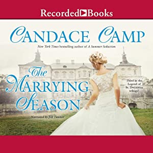 The Marrying Season | [Candace Camp]