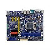 Foxconn H61MXV LGA1155 / Intel H61/ DDR3/ A&GbE/ MATX Motherboard