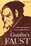 Goethe's Faust (Parts 1 and 2) (0195004108) by J.W. von Goethe