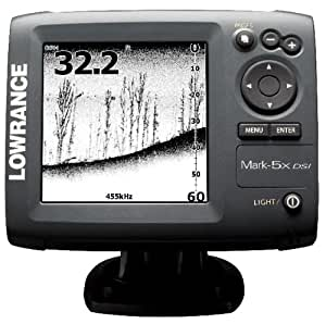 Lowrance 000 10233 001 mark 5x dsi downscan for Amazon fish finder