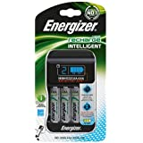 Energizer Intelligent Battery Charger for 4x A A/AAA Batteries Includes 4x AA 2000mAh Ref 633801 [Pack 4]