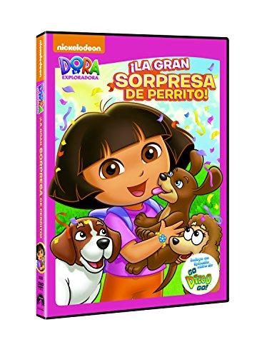 Dora, La Exploradora: ¡La Gran Sorpresa De Perrito! (Import Dvd) (2013) Chris ...