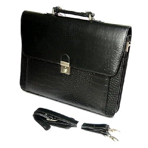 ビジネスバッグ メンズ 紳士用 ジョルジオバレンチ(GIORGIO VALENTI)オーストリッチ型押しクラッチバッグ