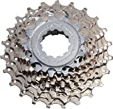 Shimano Tiagra HG50 9 Speed Cassette - Silver, 12-25 Teeth