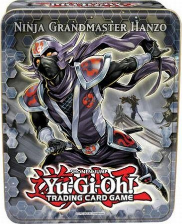 Yu-Gi-Oh! Ninja Grandmaster Hanzo Tin (Master Hanzo compare prices)
