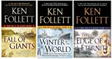 img - for Fall of Giants, Winter of the World and Edge of Eternity:The Century Trilogy 3 Book set book / textbook / text book