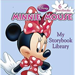 Disney Minnie My Storybook Little Library