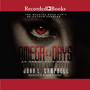 Omega Days Audiobook