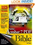 Adobe Acrobat 7 PDF Bible