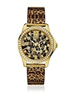 Guess Reloj de cuarzo Woman W0333L1 Amarillo 40 mm