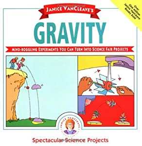 Gravity science fair projects