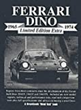 R.M. Clarke Ferrari Dino Limited Edition Extra 1965-1974 (Brooklands Books Road Test Series) (Brooklands Road Test Limited Edition Extra)