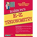 E-Z Trigonometry (Barron's E-Z Series)
