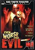 echange, troc Even Worse Than Evil (2pc) [Import USA Zone 1]