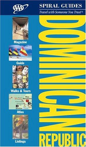 AAA Spiral Guide: Dominican Republic (AAA Spiral Guides: Dominican Republic)
